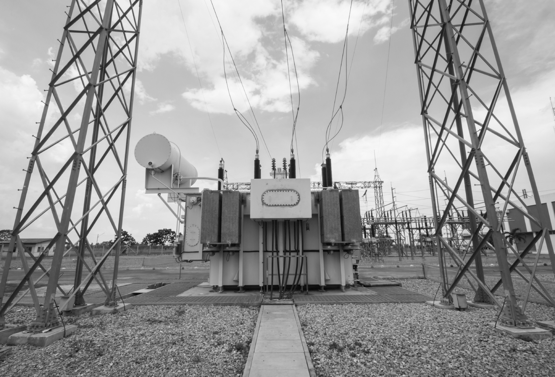 power transformers are affected by GIC
