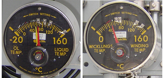 Old gauges that do not work properly