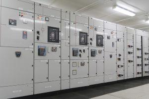Switchgear Controls Photo